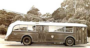 MSR trolley coach
