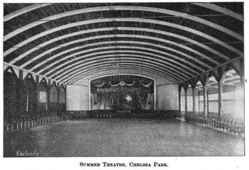 Summer Theater, Chelsea Park