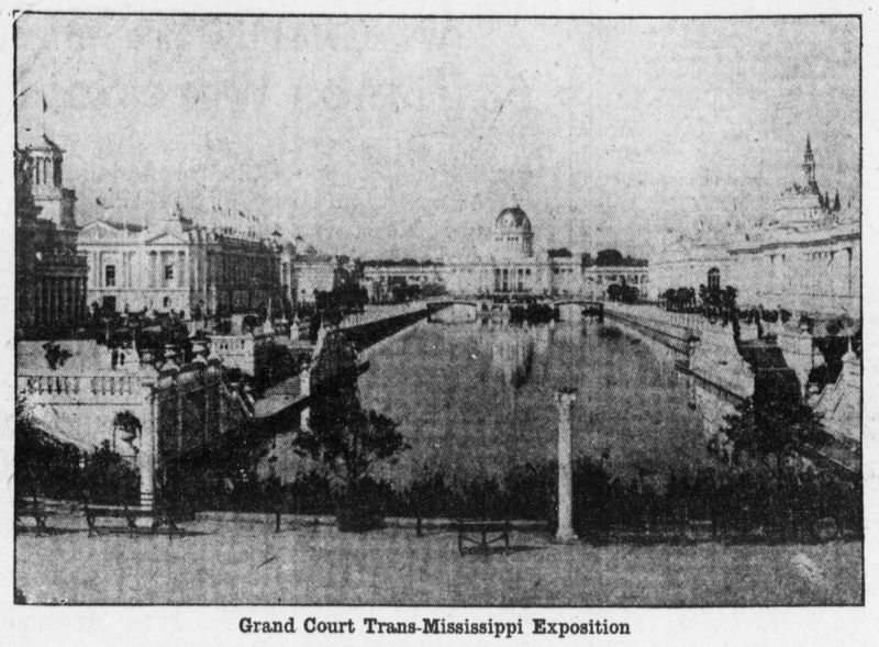 grand court trans-mississippi exposition