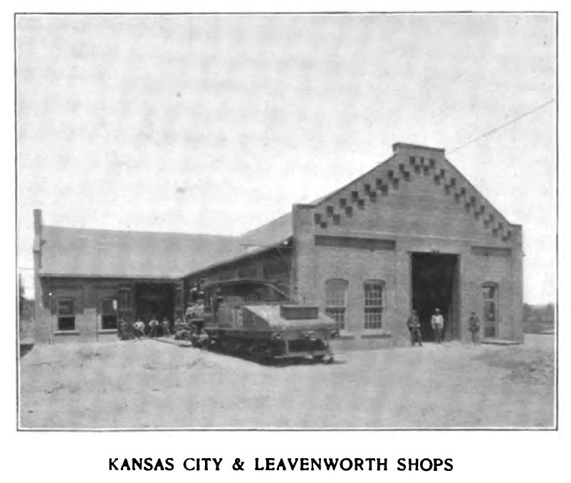 kansas city and leavenworth shops