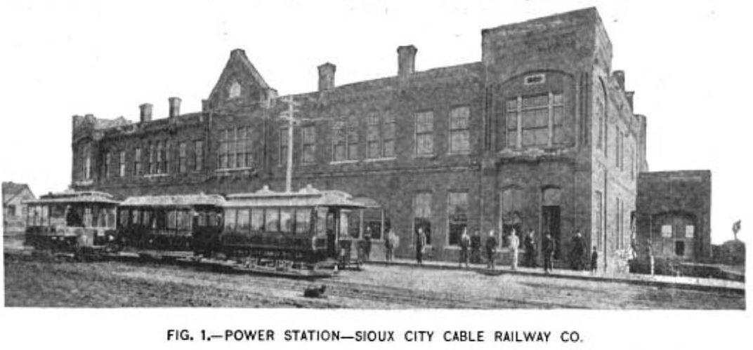 Electric Company Sioux City Iowa
