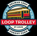 St Louis Loop Trolley Logo
