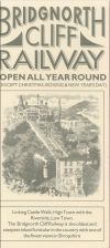 Bridgnorth pamphlet