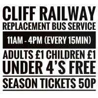 Lynton and Lynmouth Cliff Railway bus replacement