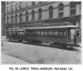 Fig. 23 -- Cable train -- missouri railroad co.